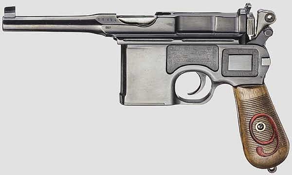 Mauser C 96/16