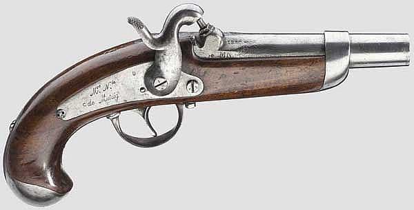 Gendarmeriepistole M 1842