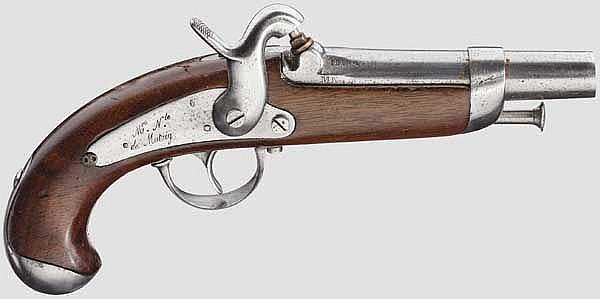 Gendarmerie-Pistole M 1842