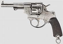 Revolver M. 1874 Fabrication Civile