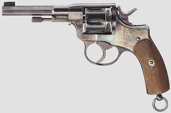 Nagant Mod. 1887