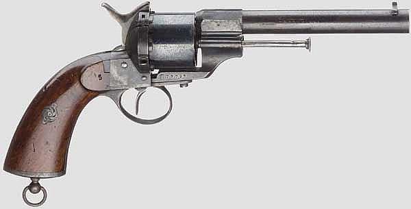 Armeerevolver Mod. 1863/79