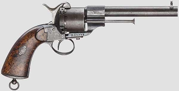 Armeerevolver Mod. 1863