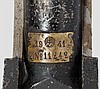 Dreibein-Lafette für schwedisches MG Schwarzlose 07/12 M14