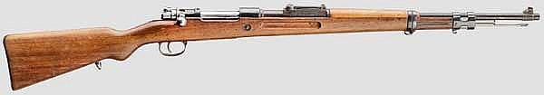 Karabiner 98 k, Mauser, Standardmodell