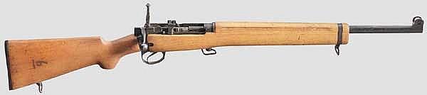 Enfield Rifle No. 8 Mk I, KK-Übungsgewehr