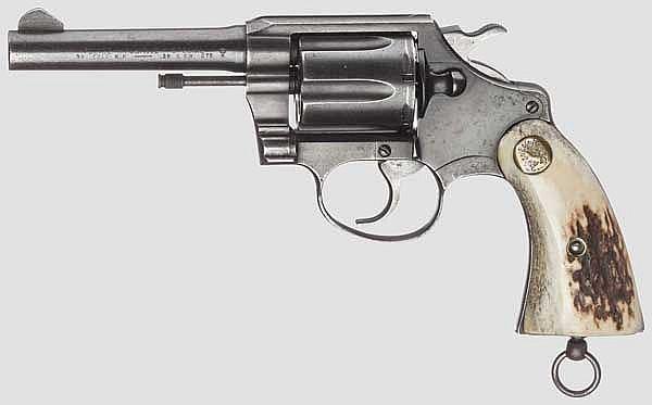 Colt Police Positive Special, Behörde