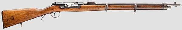 Kurzgewehr Kropatschek M 1886