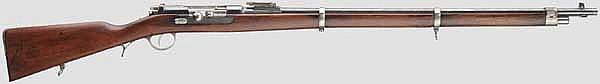 Gewehr Kropatschek, Mod. 1886
