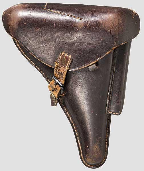 Koffertasche zur Parabellum Mauser Banner Commercial, Schweden