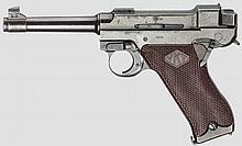 Lahti Mod. L-35, Typ IV, mit Tasche