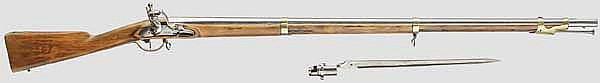 Marinemuskete M 1777, Replik