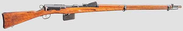 Repetiergewehr Mod. 1889