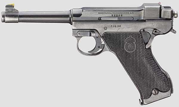 Husqvarna M 40, mit Tasche