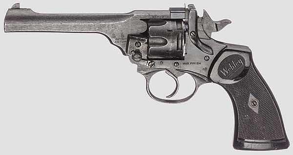 Webley Mark IV
