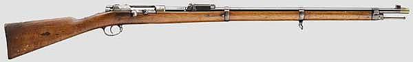 Infanteriegewehr M 1871/84, Mauser Oberndorf