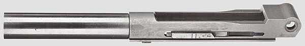 A barrel (in the white) with fork Mauser Mod. 06/73, Sport-Match