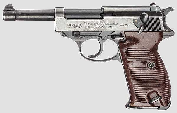 Walther Mod. HP/P38