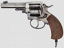 Bulldog-Revolver Typ R.I.C., Polizei