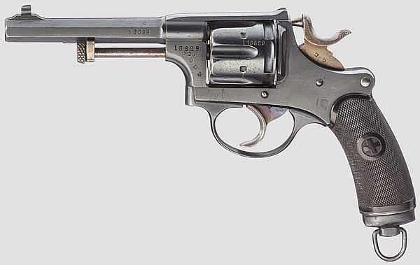 Ordonnanzrevolver Mod. 1882
