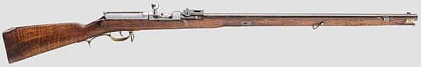 Zündnadel-Füsiliergewehr M 1860, nach Beck aptiert
