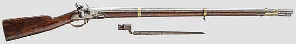 Kadettengewehr, ähnl. Gewehr M 1801, sog.