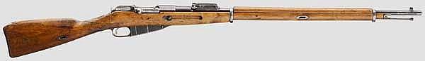 Mosin-Nagant Mod. 1891, Sestroretsk 1909