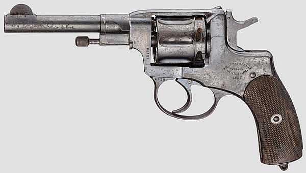 Nagant Mod. 1895
