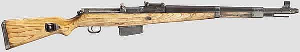 Selbstladegewehr Walther G 41 (W), Code