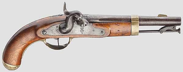 Marinepistole Mod. 1849