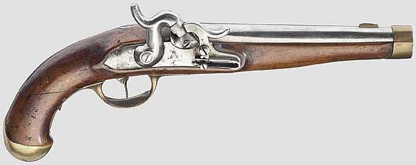 Kavalleriepistole Mod. 1823/50
