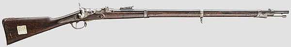Infanteriegewehr M 1867, System Albini-Brändlin