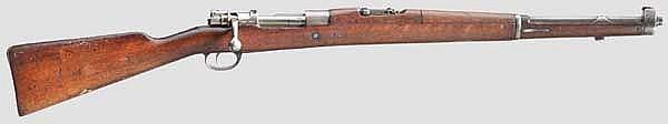 Kavallerie-Karabiner Mod. 1909, DWM
