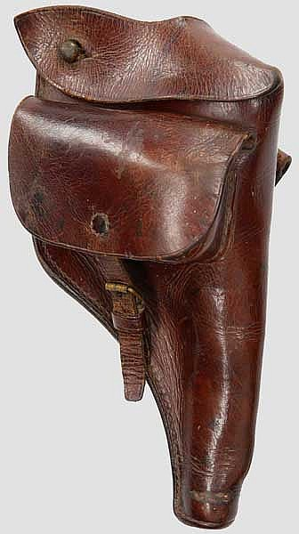 Tasche M/91 für Reichsrevolver Mod. 1883