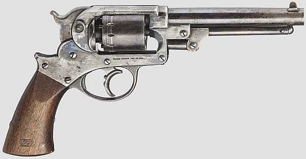Starr Arms 1858 Army