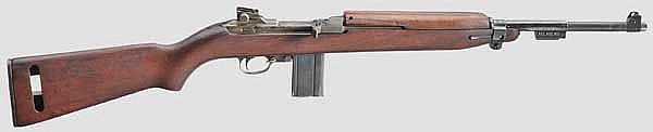 SL-Carbine 30 M 1, Inland Div.