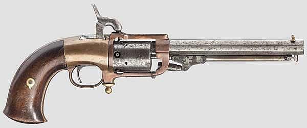 Butterfield Army Model Revolver, Civil War Era