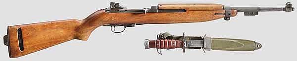 SL-Carbine 30 M 1, Winchester