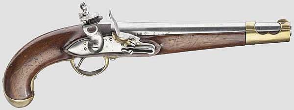 Kavalleriepistole M 1798/1828