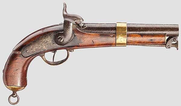 Marinepistole M 1850