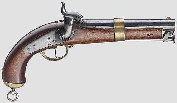 Marinepistole M 1848