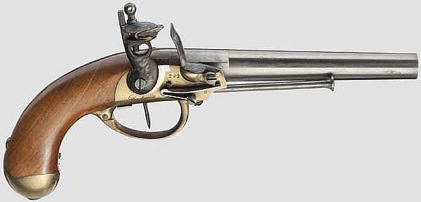 Kavalleriepistole M 1777, Replik
