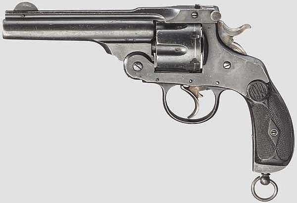 Brit. Hilfswaffe Garate-Anitua Tipo Smith Mod. 1916 (