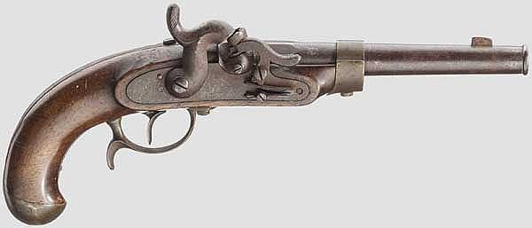 Kavalleriepistole Mod. 1850