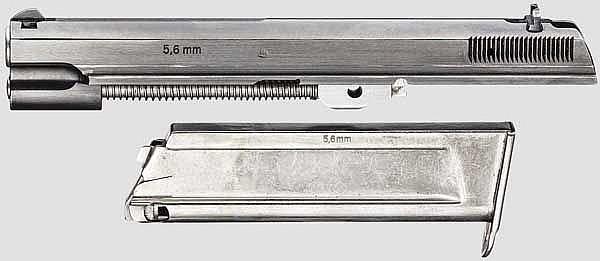 Kleinkaliber-Wechselsystem zur SIG P 210-4, BGS (Bundesgrenzschutz)