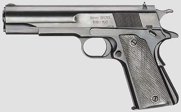 Obregon-Pistole
