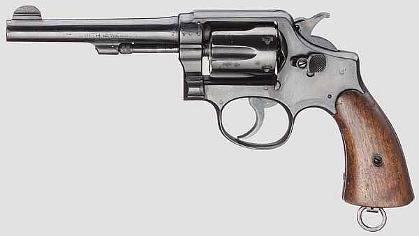 Smith & Wesson .38/200 British Service (