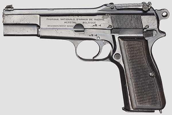 FN HP Mod. 35, Litauen-Kontrakt