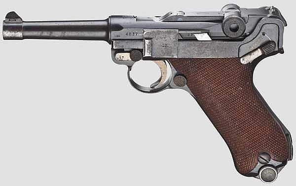 A Parabellum Mauser Banner 1937, Lithuanian contract