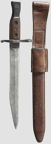 Bajonett zur Ross Rifle, Mod. 1910